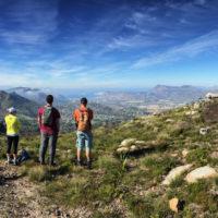 Hiking Blackburn Ravine Chapmans Peak