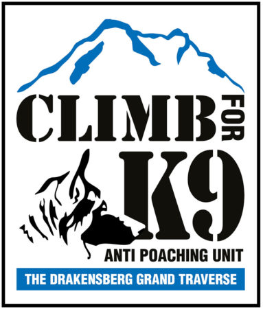 Climb for K9 logo