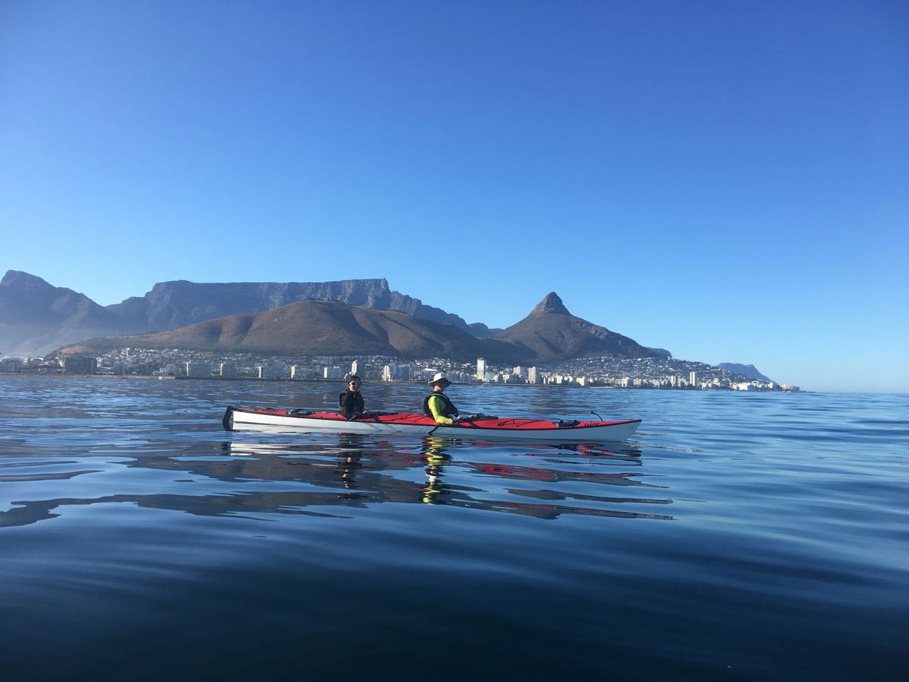 Paddling while Pregnant