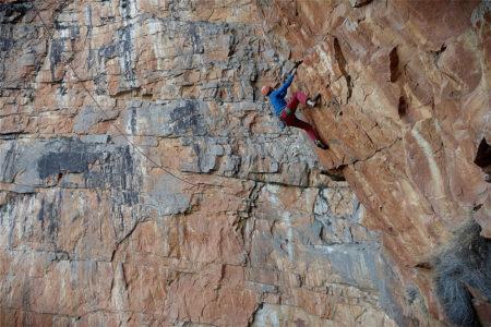 Slanghoek climbing
