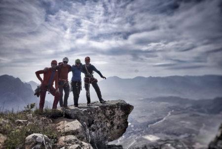 Slanghoek summit
