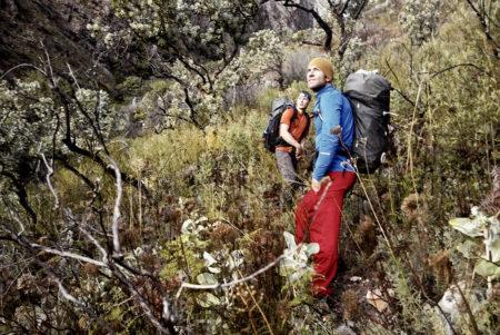 Slanghoek walk up hike