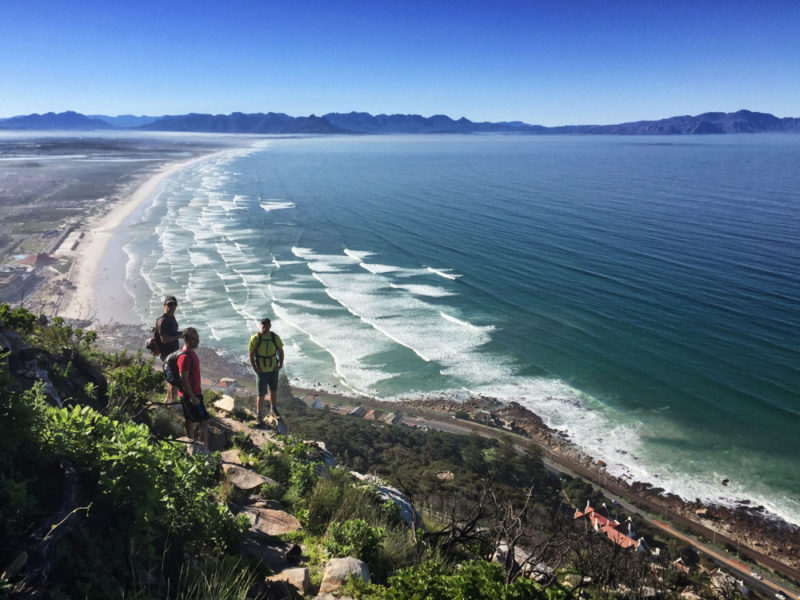Muizenberg from above