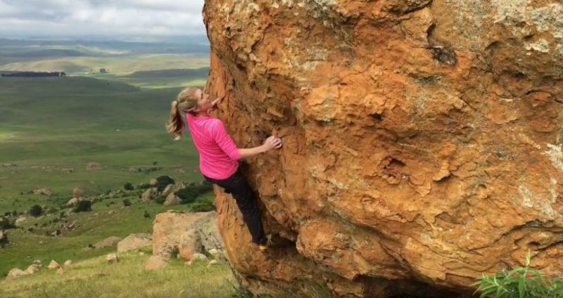 swinburne bouldering