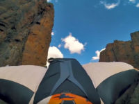 Air flight Wingsuit