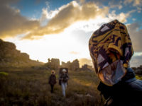 Rocklands Bouldering - Alex Weiss