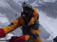 Everest summit video