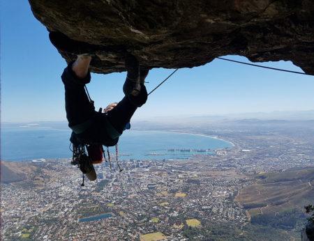 Climbing Cape Town