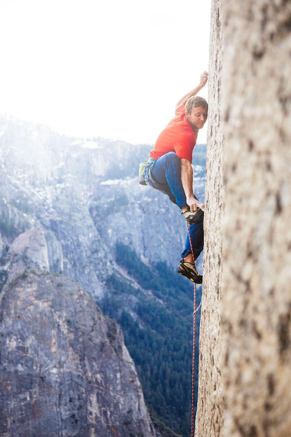 Tommy Caldwell Dawn Wall