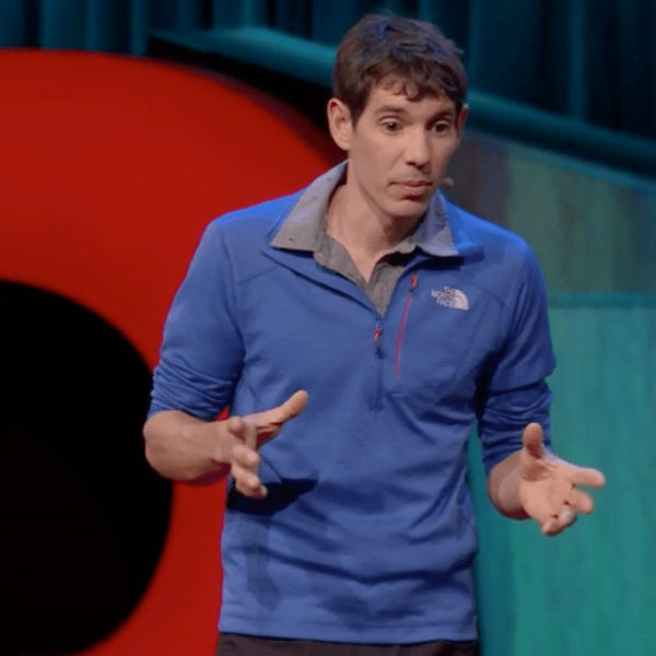 Alex Honnold TED Talk