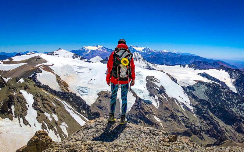Andes mounatin range