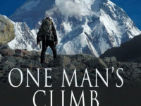 One Mans Climb Book Cover