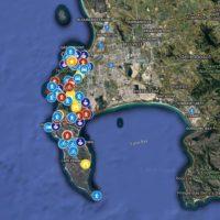 Crime Map Cape Town