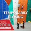 CityROCK temporary Closure 2020