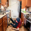 climbing accident kitchen