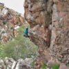 Kings Kloof rock climbing