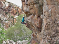 Kings Kloof rock climbing
