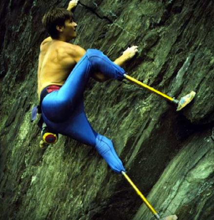 Para climbing