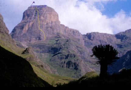 Not so Auto Drakensberg Line