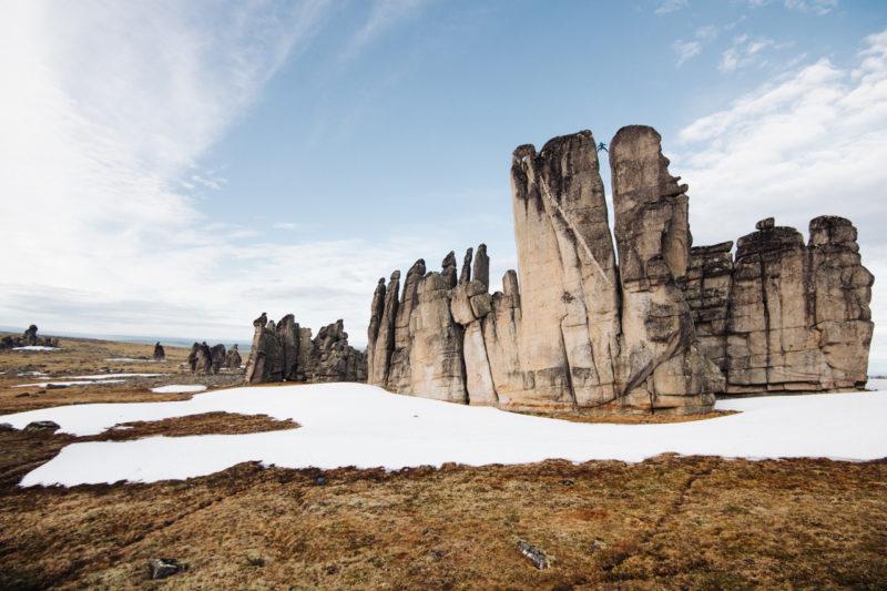 Siberia Towers Movie