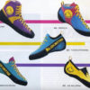 History of climbing shoes