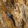 Paws rock climb