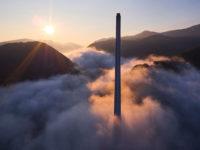 Climbing tower Trbovlje Slovenia