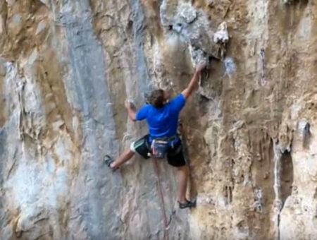 Oudtshoorn climbing 2021