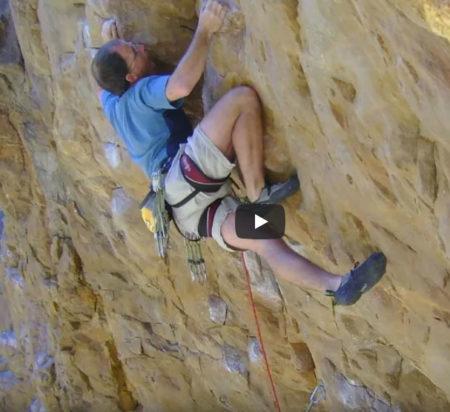 Point Break climb