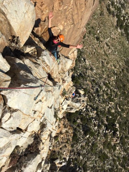 Multi Pitch Climbing learn how